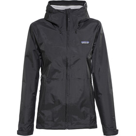 Patagonia Torrentshell Giacca Donna nero
